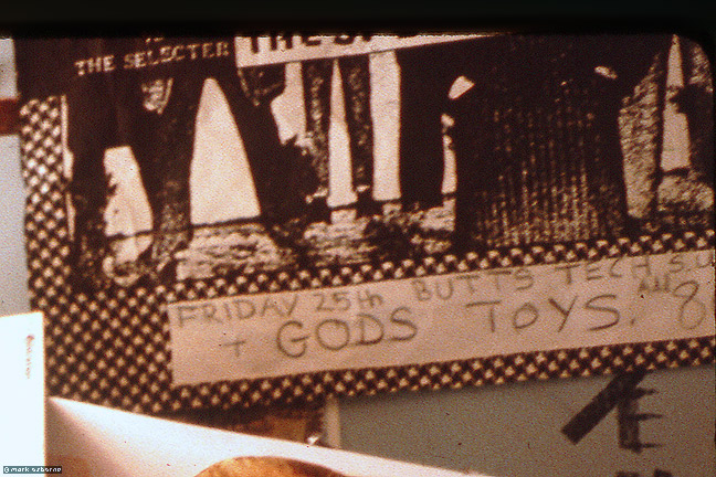 The Specials with Gods Toys in support, Butts SU, May 25th 1979