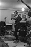 Dave Gedney, The Mix, Butts SU, 20th June, 1980