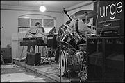 Urge, soundcheck, Butts SU, 20th June, 1980