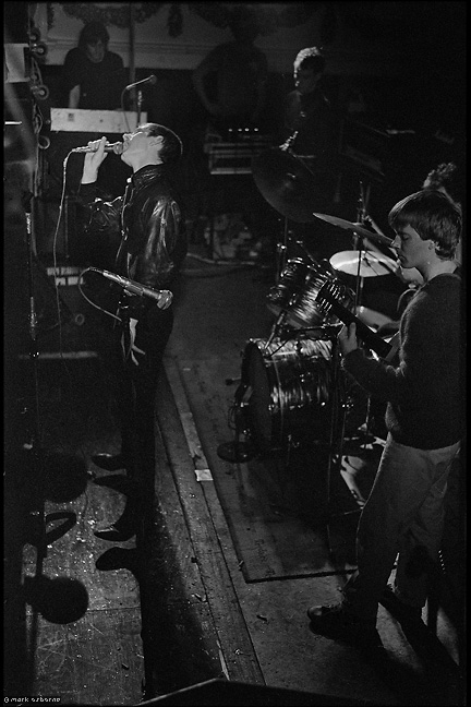 Urge, supporting the UK Subs, Digbeth Civic Hall, 23rd October 1979