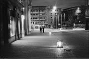 Walking down towards Broadgate, Waters Wine Bar on the left, June 27th, 1980