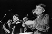 Swinging Cats, Lanch Downstairs Bar, 1980