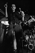 Paul Heskett, Swinging Cats, Lanch Downstairs Bar, 1980