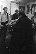 The Silence, with dancing man, Zodiac, 1981