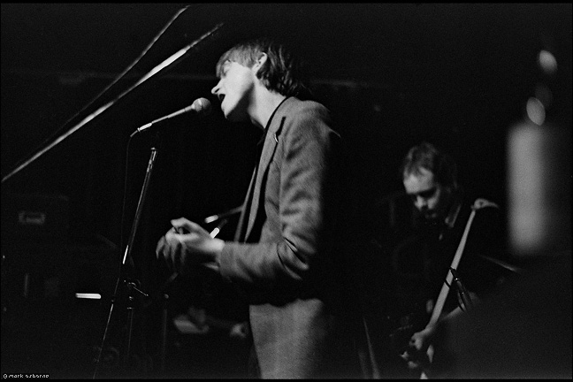 Mark E Smith, The Fall, General Wolfe, 1980