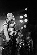 Buster Bloodvessel, Bad Manners, Warwick Uni, 14th Febuary, 1980