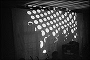 Product shadows, Butts Free Gig, 1979