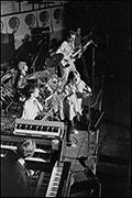 Machine, supporting Nine Below Zero, Warwick Uni SU, 1980