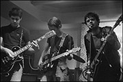 Unknown band (State Express?) supporting Criminal Class, Zodiac, December 12th 1979