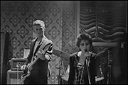 Unknown band supporting the Vietnamese Babies, Hope And Anchor, probably 1979