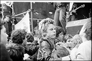 Squad, Coventry Carnival Against Racism, Hearsall Common, April 28th, 1979