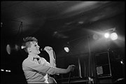Dill, Gods Toys, supporting The Specials, Butts SU Building, 1979
