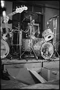 John Hobley, Gods Toys, supporting The Specials, Butts SU Building, 1979