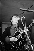 Larry Lupin, Gods Toys, supporting The Specials, Butts SU Building, 1979