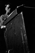 Martyn Bates, Eyeless In Gaza, Lanch Main Hall, 1980