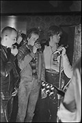 Criminal Class, Swanswell Tavern