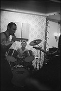 Catch 22 supporting Criminal Class, Zodiac, probably early 1980