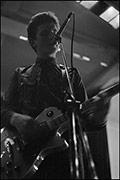 Mark Byers, Wild Boys, Matrix Hall festival, October 1979