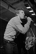 Stu Knapper, Riot Act, Matrix Hall festival, October 1979