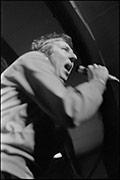 Stu Knapper, RRiot Act, Matrix Hall festival, October 1979