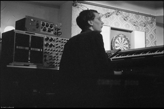 Julian Bell, Machine, Zodiac, 19th December 1979