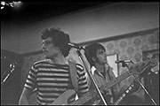 Close Rivals supporting Clique, The Targets, Swanswell Tavern, 1979
