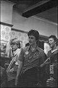 Clique, The Targets, Swanswell Tavern, 1979