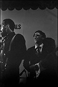 Arthur 'Gaps' Hendrickson & Compton Amanor, Selecter, City Centre Club, 31st July, 1979