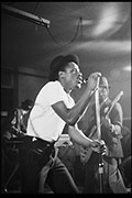 Nevile Staples, The Specials, Butts SU, 1979